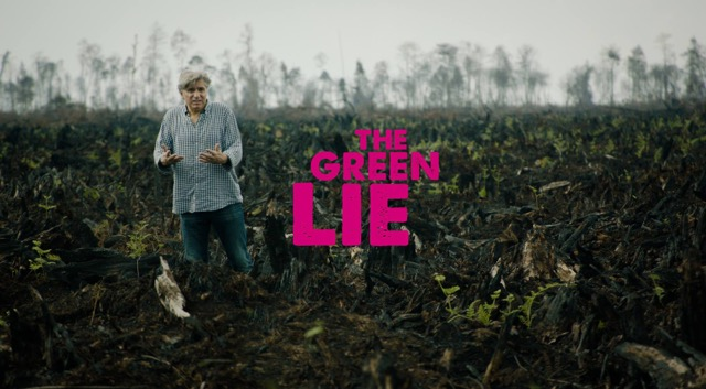 """The Green Lie"" Trailer Drone Part with Daniel Ausweger"