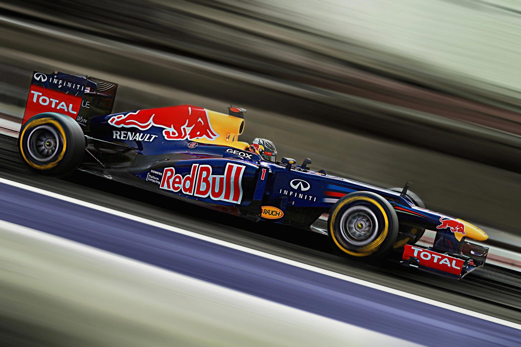 Red Bull Formel 1