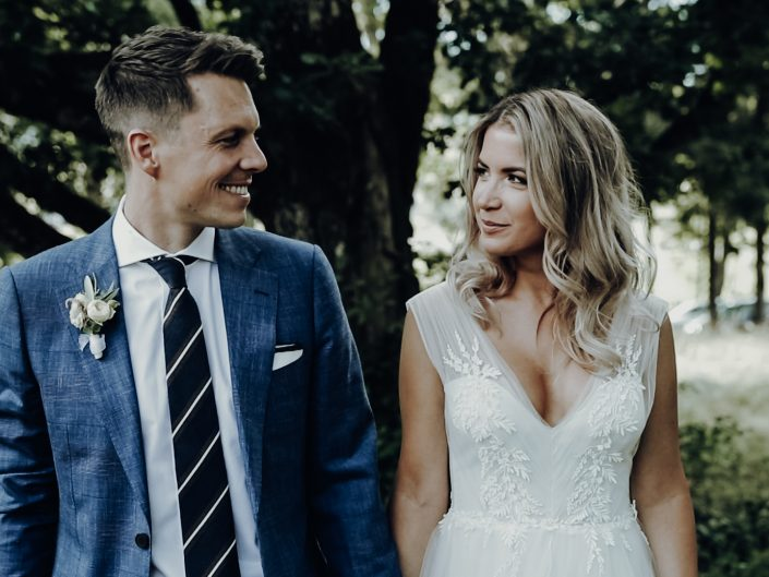 Wedding Video with Rosie and Philip