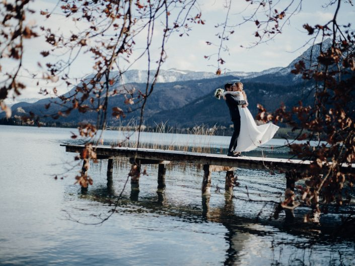 A Winter Wedding in Salzburg